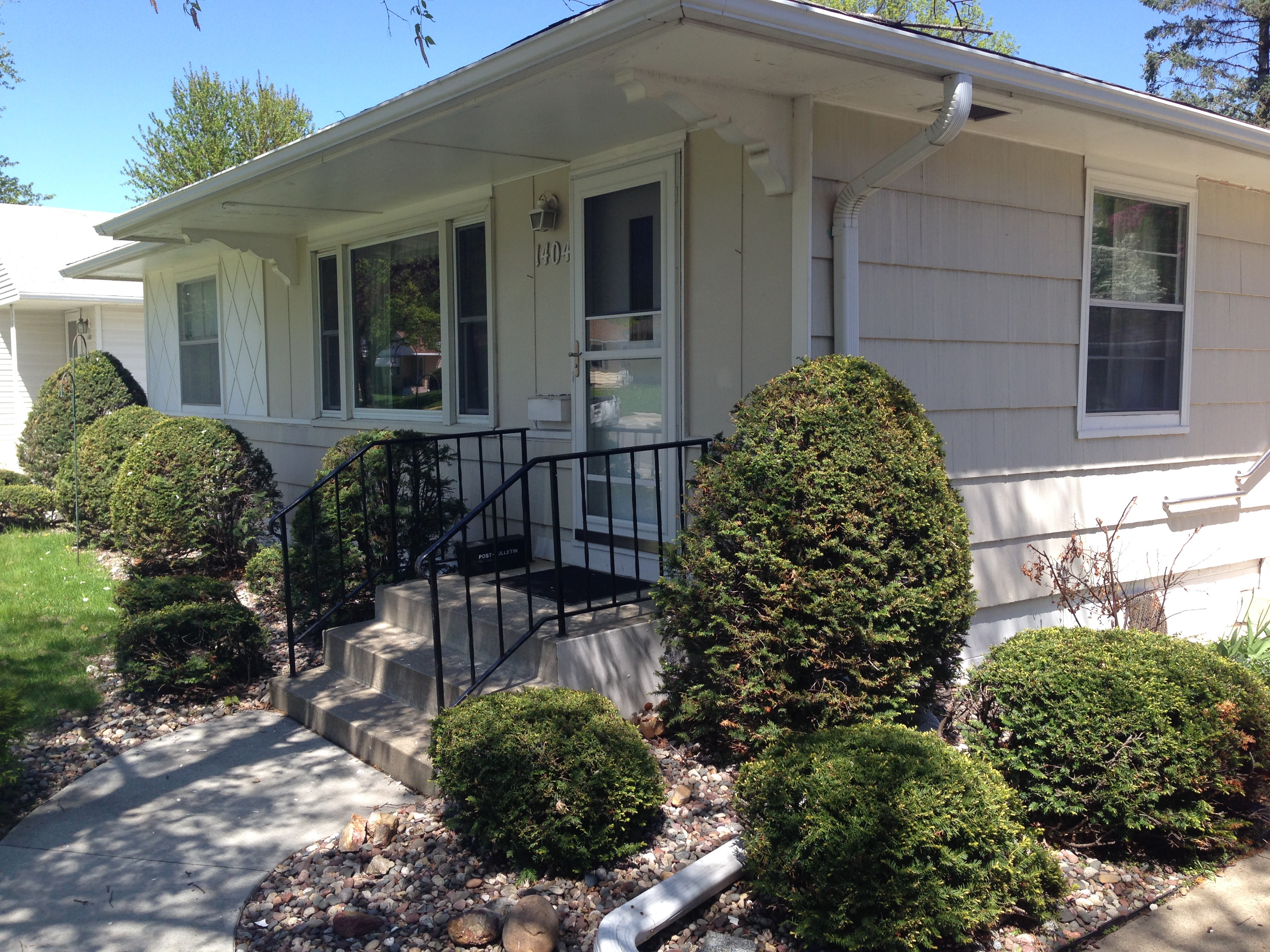 Clean House, Great for a home or rental - SOLD ($115,000)