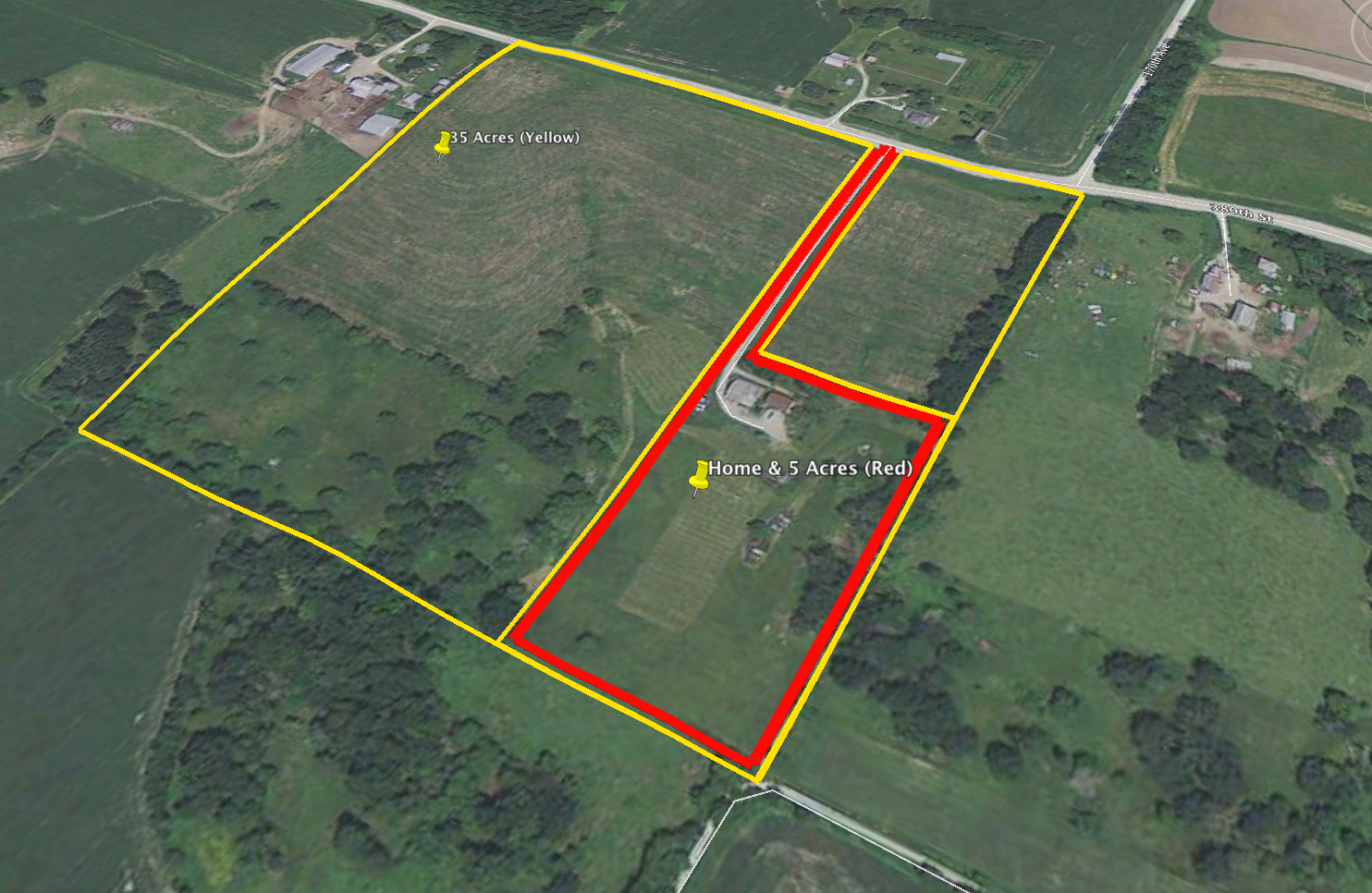 7 +/- Acres Winneshiek County, IA Home
