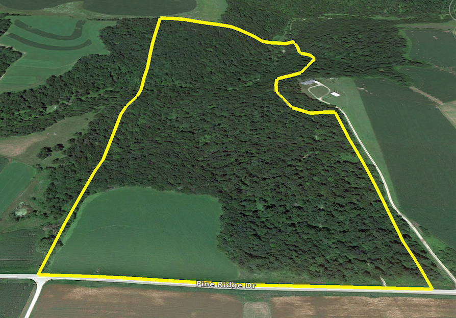 68+/- Acres Winona County, MN
