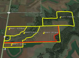 187 +/- Acres Fillmore County, MN (Auction March 24th)
