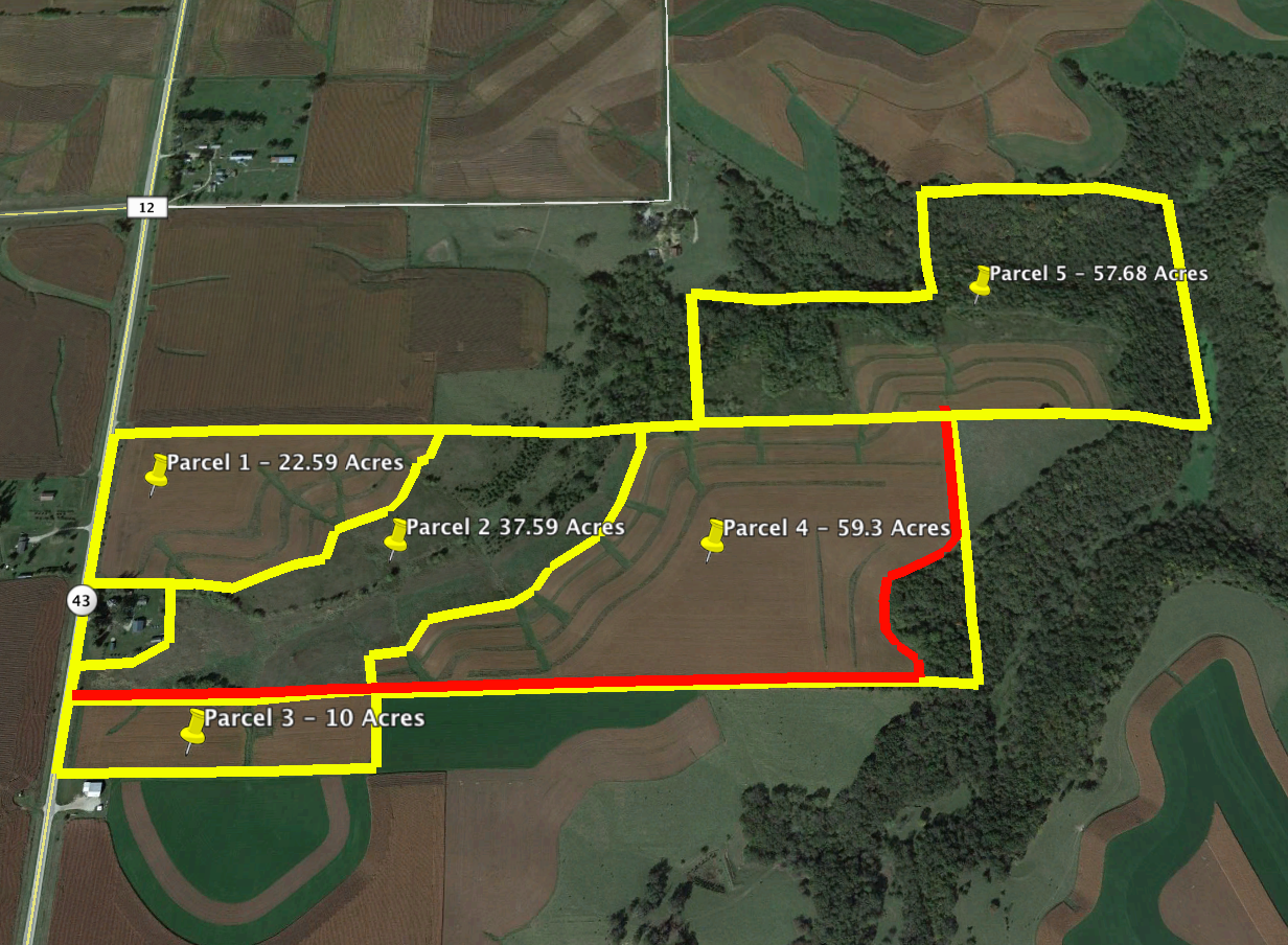187+/- Acres Fillmore County, MN