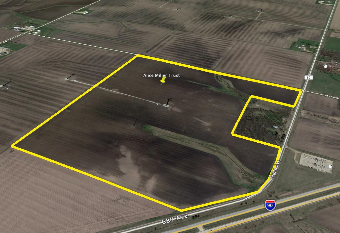 155.55+/- Acres Mower County, MN