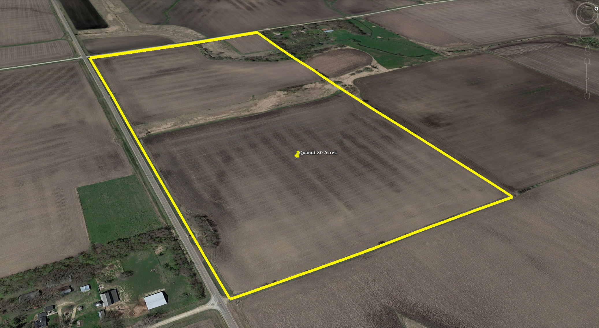 80+/- Acres in Mower County, MN