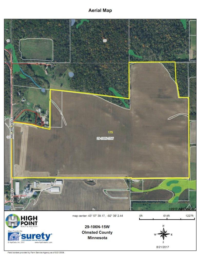FSA-Map-175-Acres-791x1024