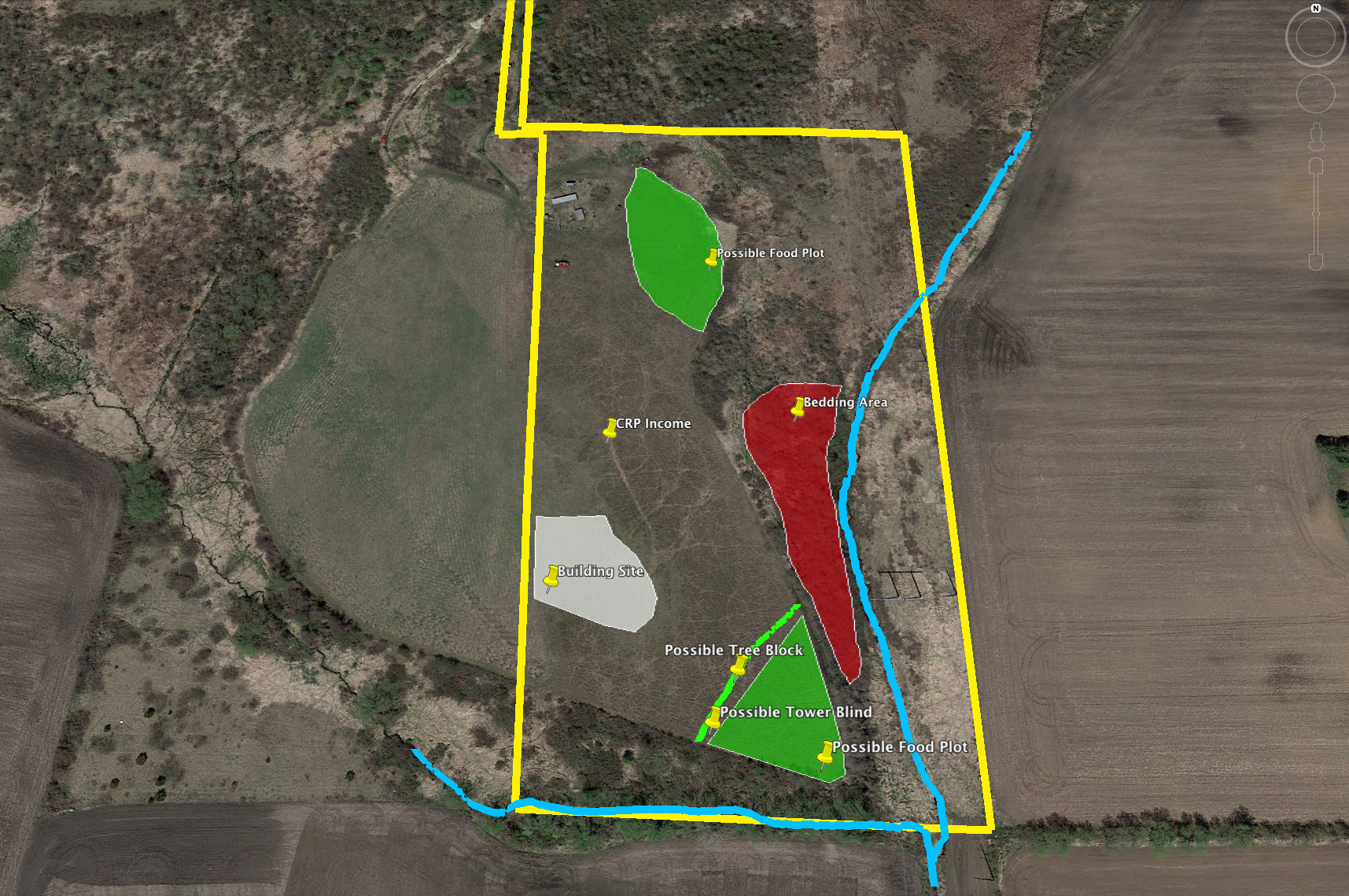 23+/- Acres Olmsted County, MN