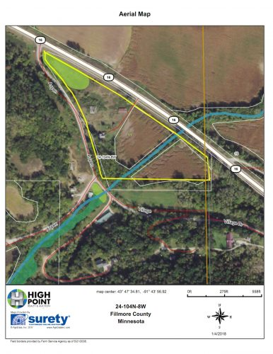 FSA Aerial Map