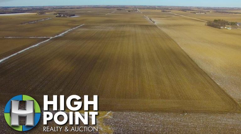 160+/- Acres Mower County, MN