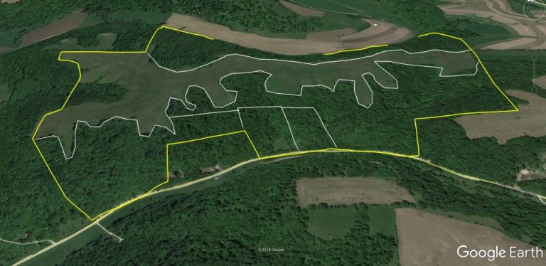231 +/- Acres Grant County, WI