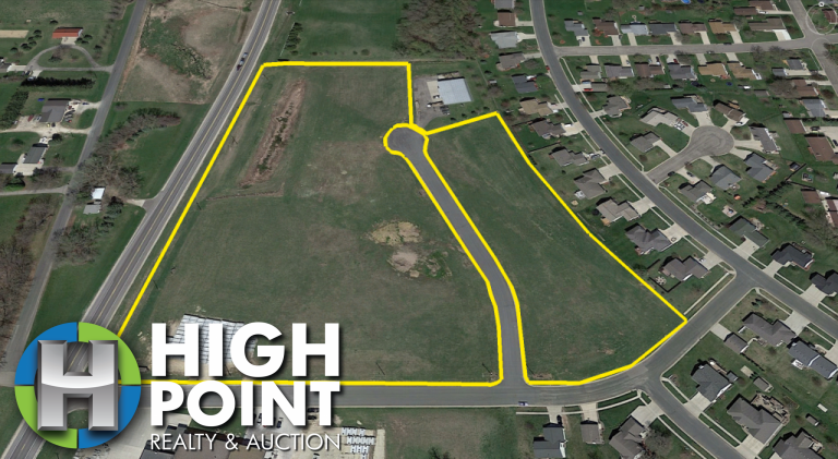 9 Commercial Lots Olmsted County, MN