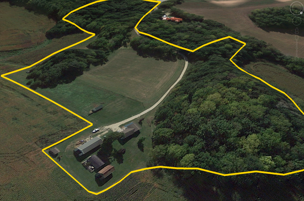 16+/- Acres Winneshiek County, IA