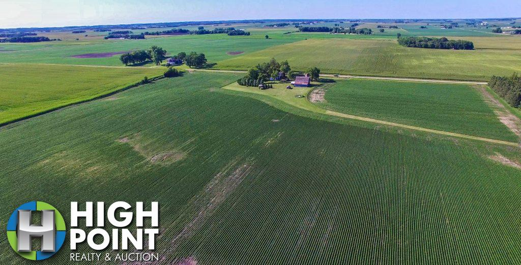 102.7+/- Acres Freeborn County, MN