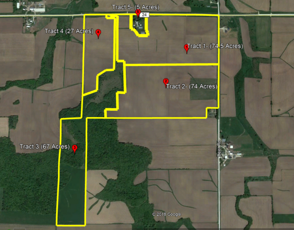 247.5 +/- Acres Fillmore County, MN