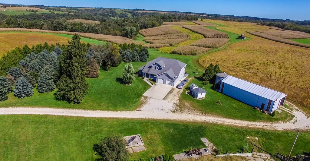 191.25+/- Acres Winneshiek County, IA