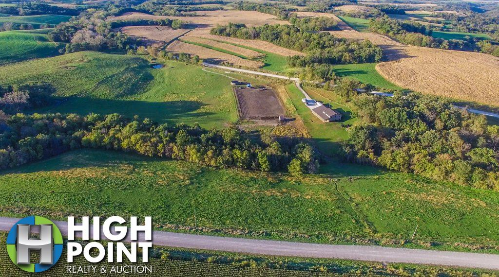 3.5 +/- Acres Allamakee County, MN   OPEN HOUSE!! Saturday, Nov. 17th Noon - 2pm