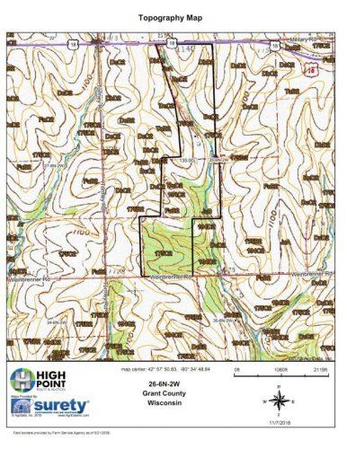 Topo Map