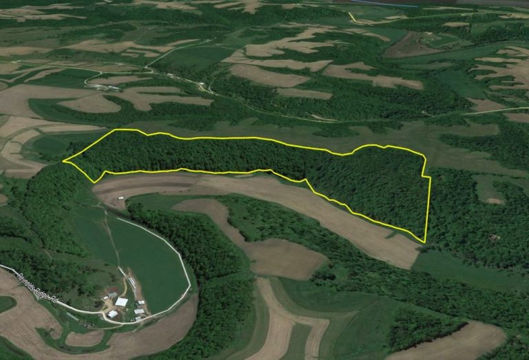 62.68+/- Acres Grant County, WI