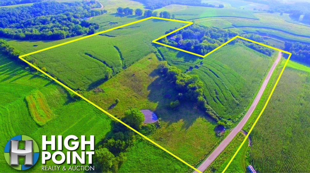 34.5 +/- Acres Houston County, MN