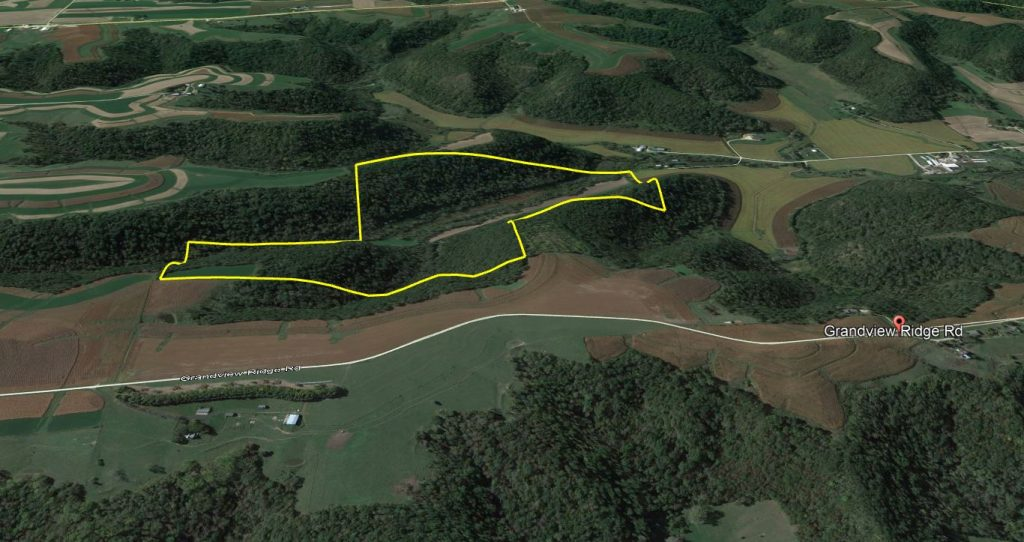 160+/- Acres Winona County, MN