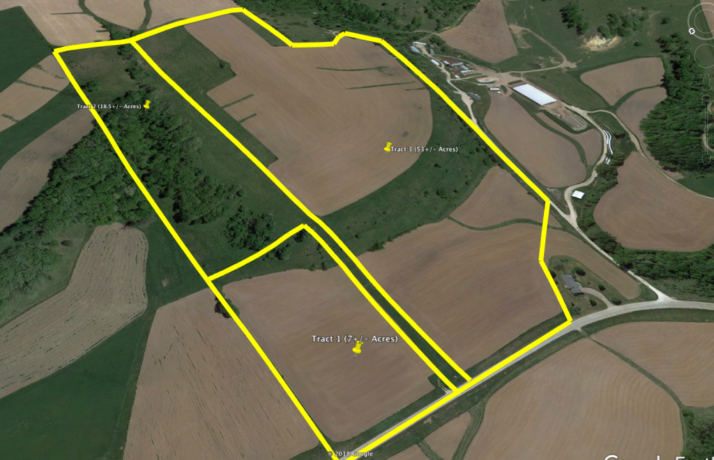 78.5+/- Acres Fillmore County, MN - AUCTION