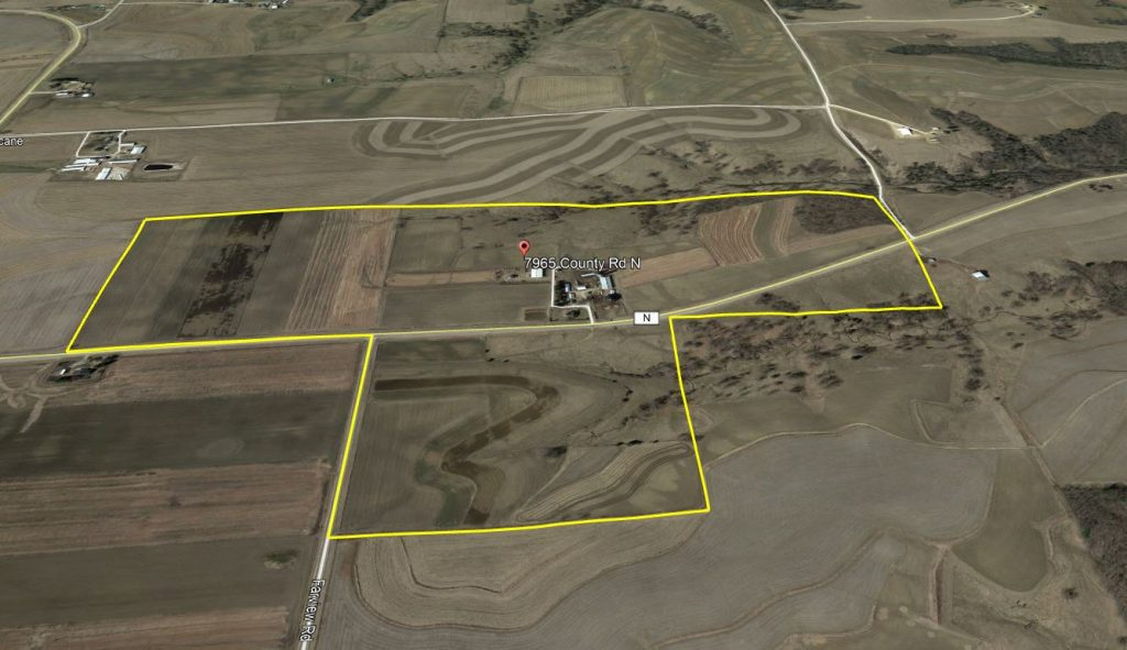 152+/- Acres Grant County, WI