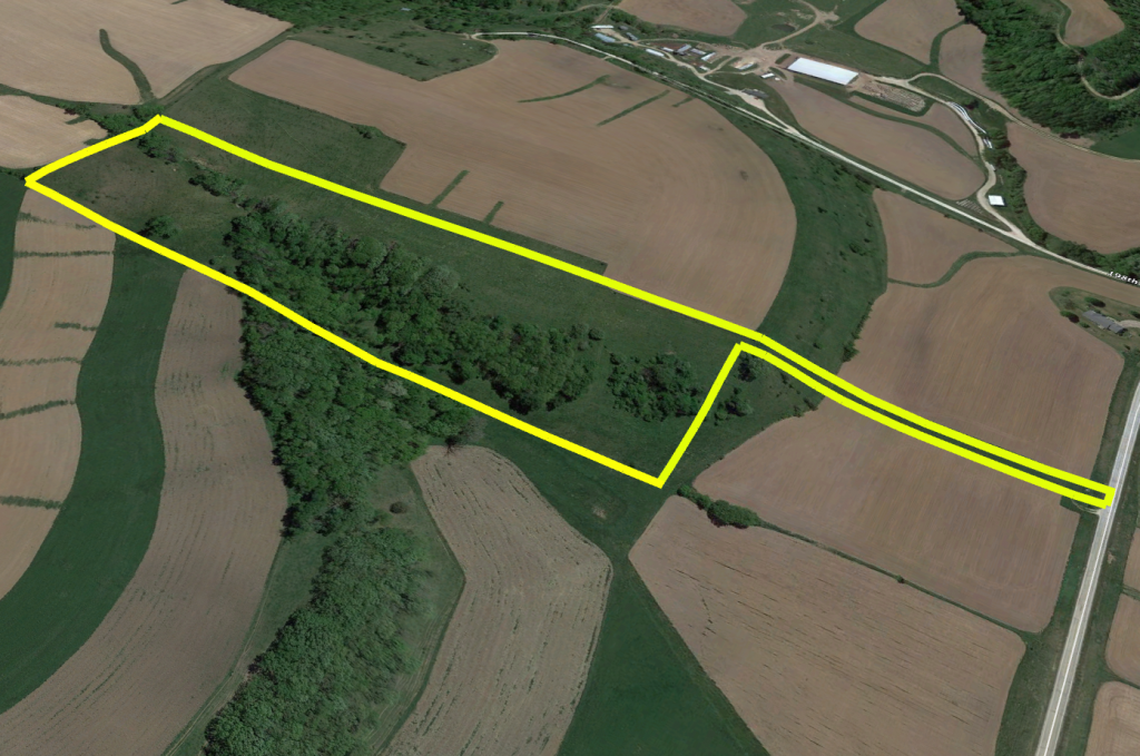 18.5+/- Acres Fillmore County - AUCTION