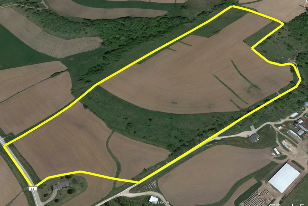53+/- Acres Fillmore County, MN - AUCTION