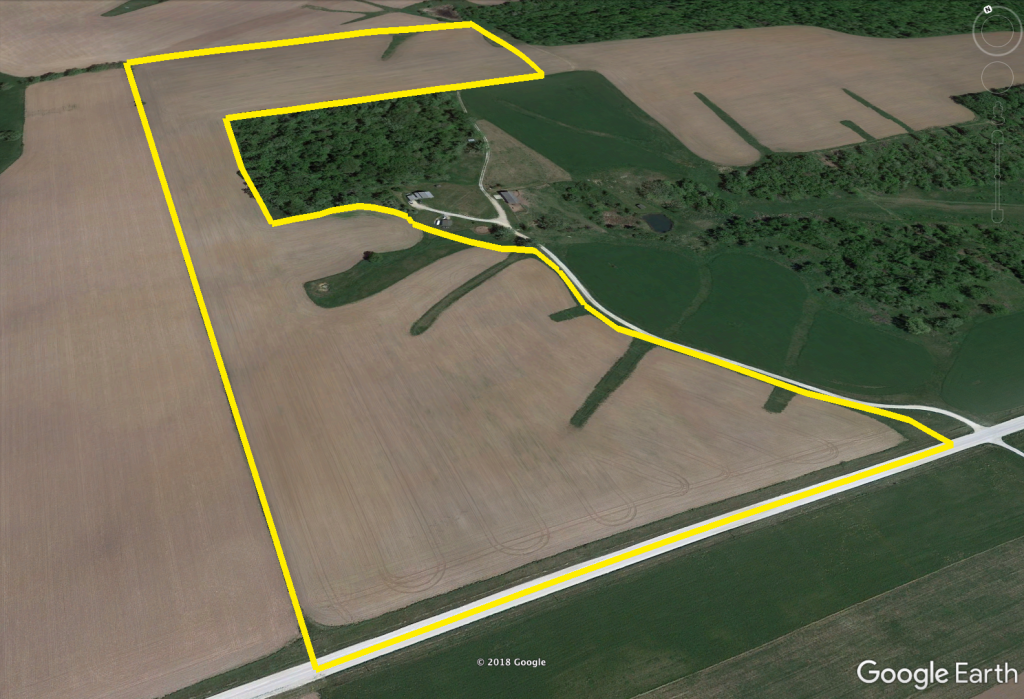 51 +/- Acres Fillmore County, MN