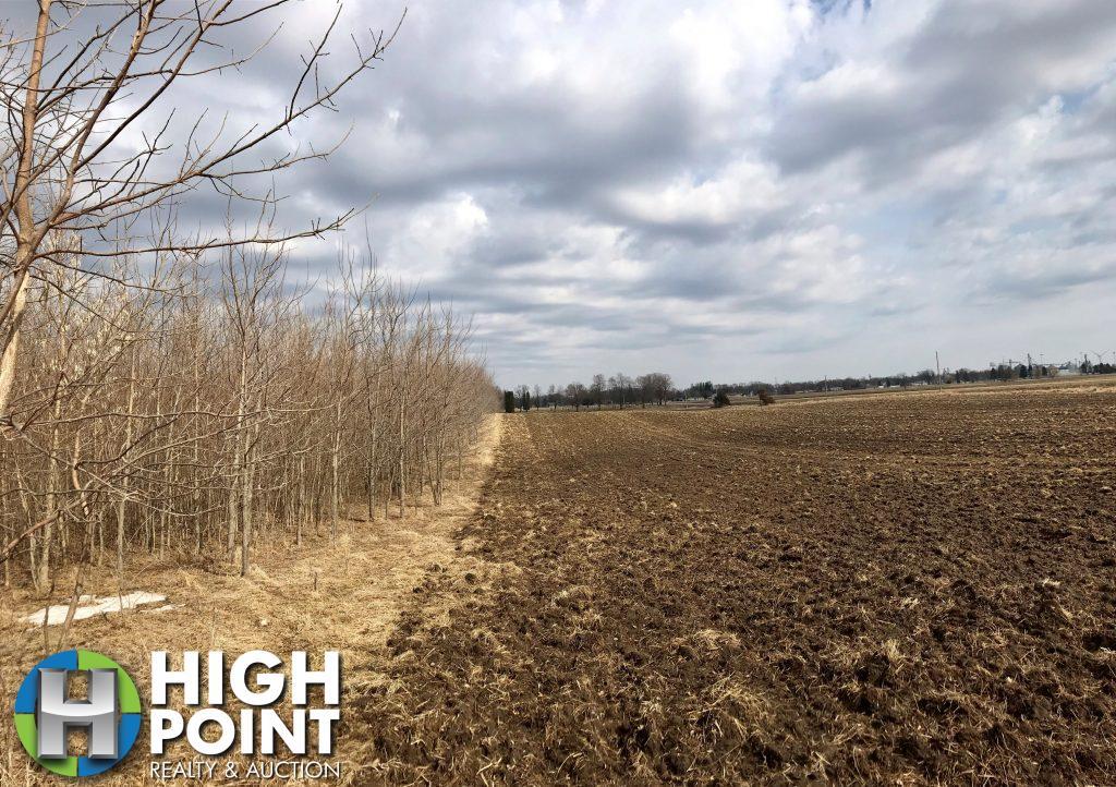 58.41 +/- Acres Mitchell County, IA