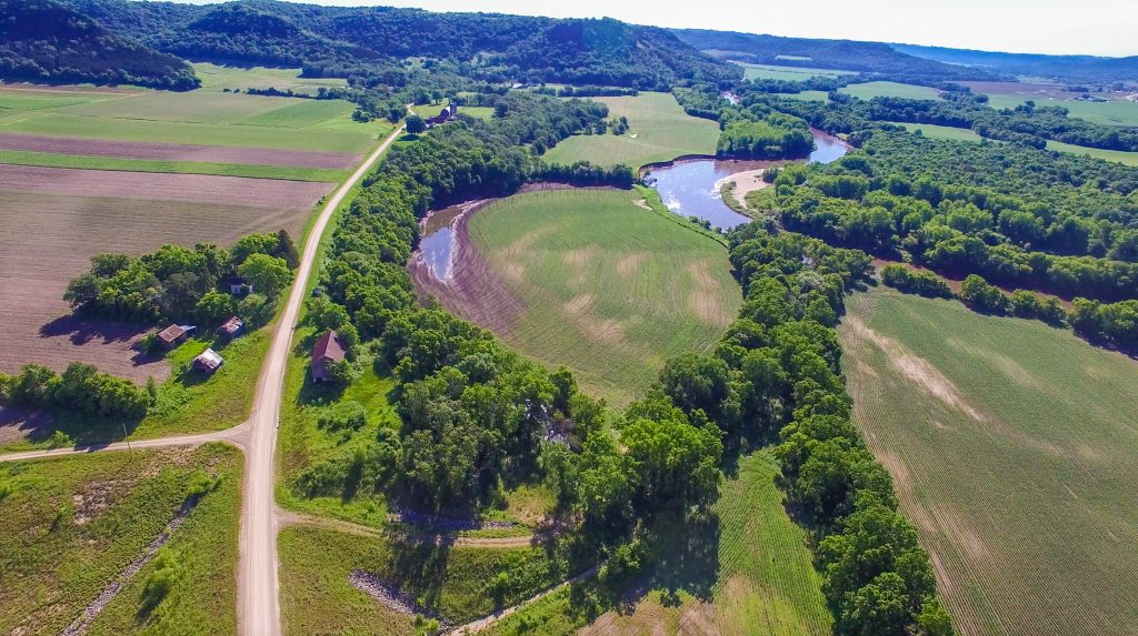 34.86 +/- Acres Houston County, MN