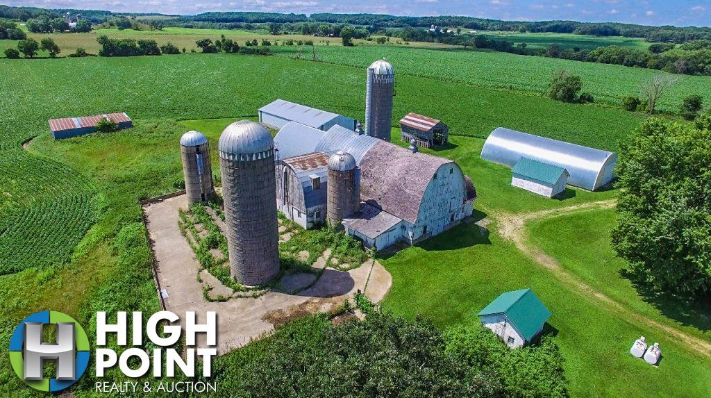 118+/- Acres in Trempealeau County, WI