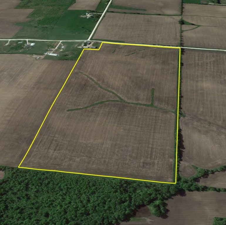 80.2+/-Acres Chickasaw County, IA
