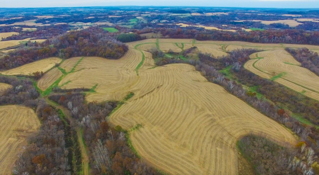 215 +/- Acres Trempealeau County, WI