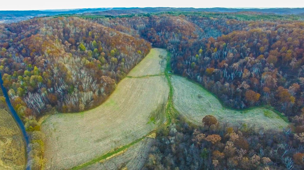 102 +/- Acres Trempealeau County, WI