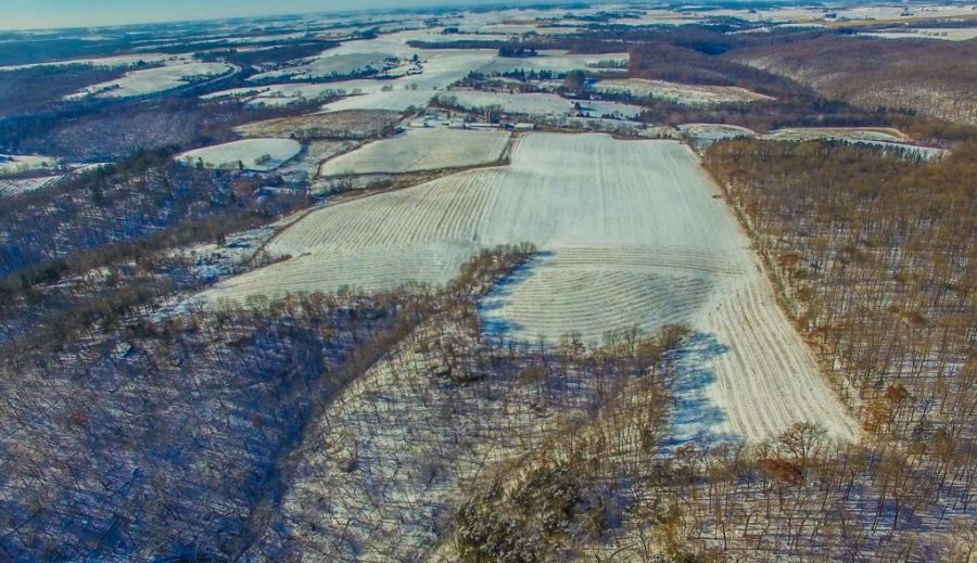 170+/- Acres Fillmore County, MN