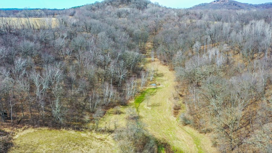 131.97+/- Acres Trempealeau County, WI
