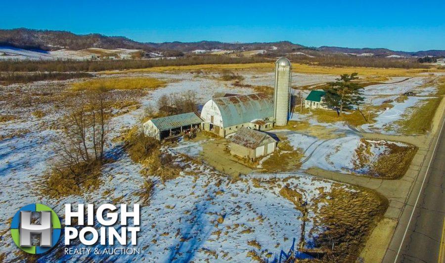 99.3+/- Acres Trempealeau County, WI
