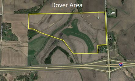 141+/- Acres Olmsted County, MN