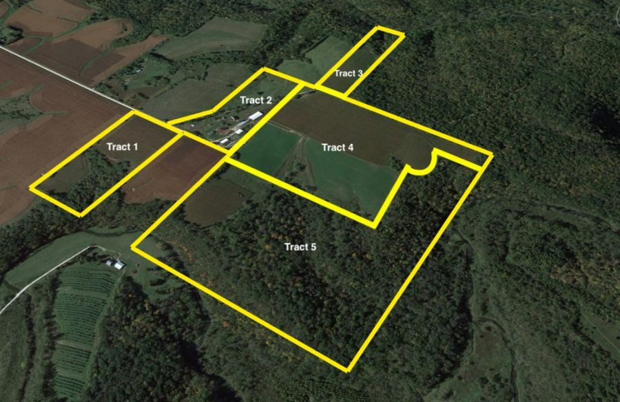 170+/- Acres Fillmore County, MN - AUCTION!