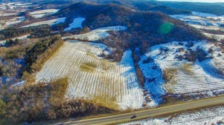 52+/- Acres Trempealeau County, WI