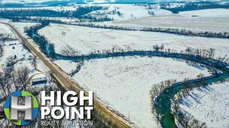 15.81+/- Acres Lafayette County, WI – AUCTION – Tract 14