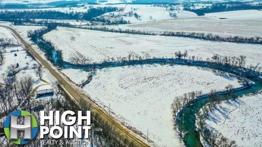 15.81+/- Acres Lafayette County, WI - AUCTION - Tract 14
