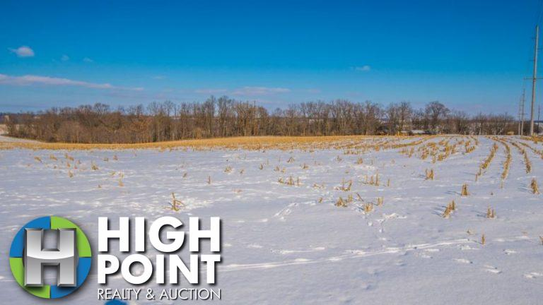 31.69+/- Acres Lafayette County, WI – AUCTION – Tract 1