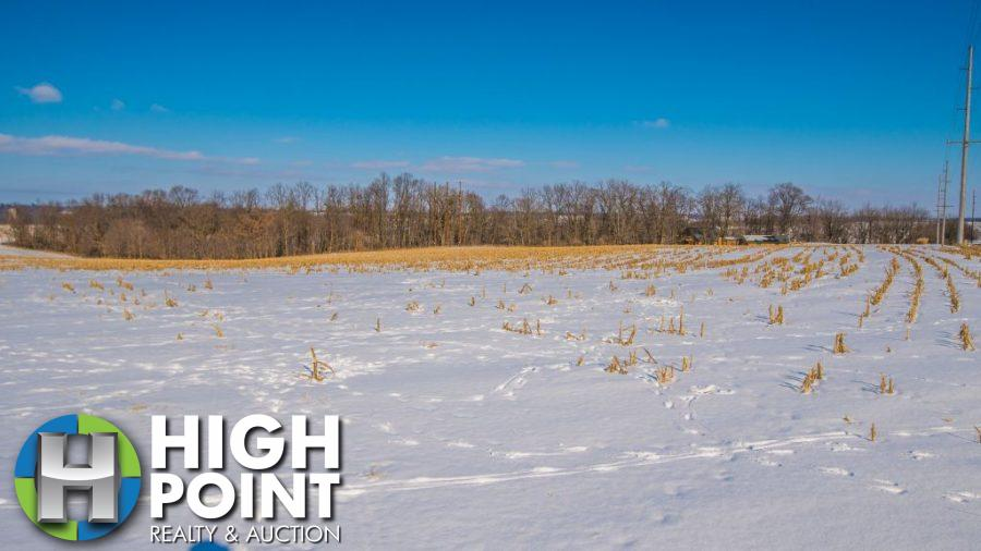 31.69+/- Acres Lafayette County, WI - AUCTION - Tract 1