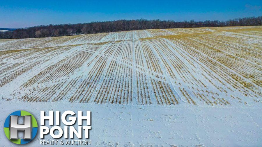 192.15+/- Acres Lafayette County, WI - AUCTION - Tracts 2, 3, 4