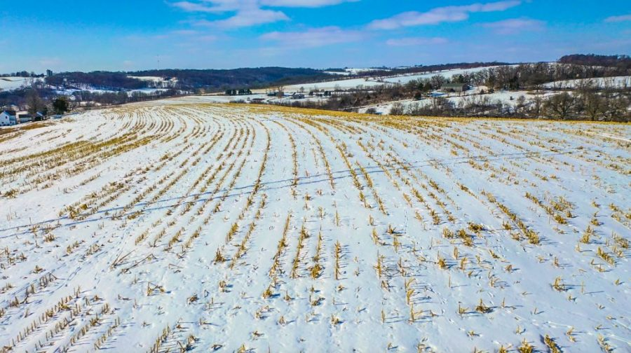 44.49+/-Acres Lafayette County, WI   AUCTION   Tract 13
