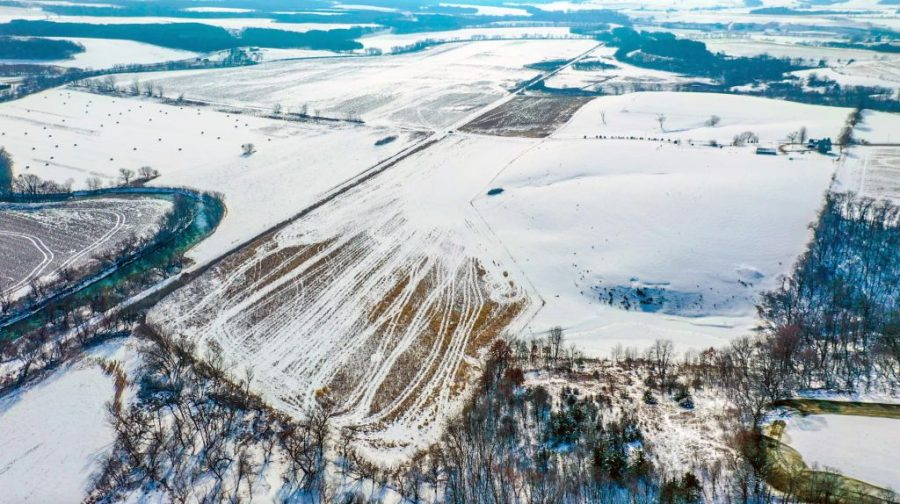 249.86+/-Acres Lafayette County, WI   AUCTION   Tracts 9, 10, 11