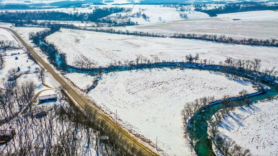 15.81+/- Acres Lafayette County, WI   AUCTION   Tract 14