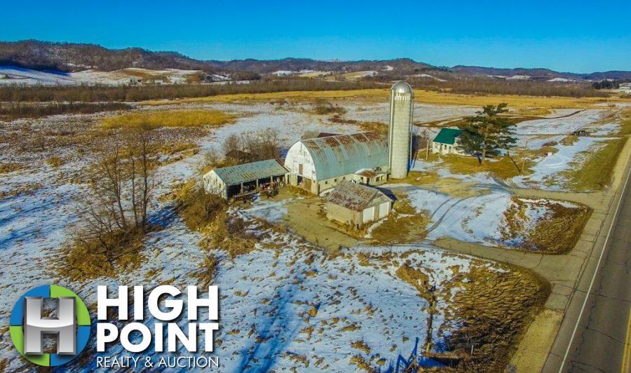 99.3 +/- Acres Trempealeau County, WI