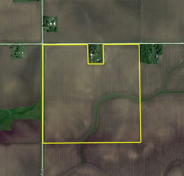 155.54+/- Acres Mower County, MN
