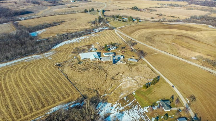 129.97+/- Acres Lafayette County, WI - AUCTION